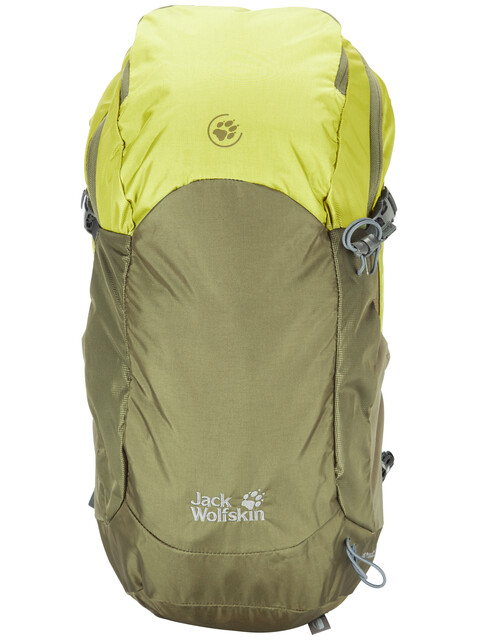 Jack Wolfskin EDS Dynamic 28 Pack burnt olive